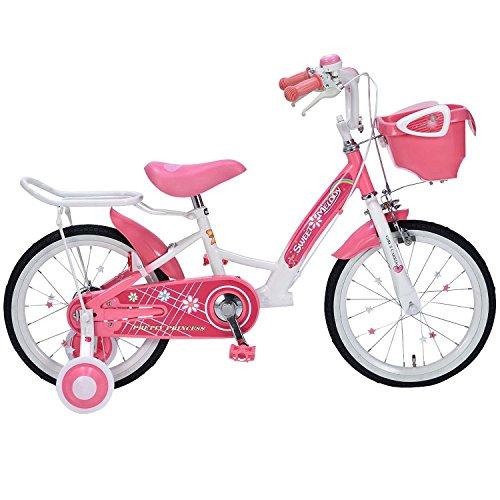 子供用自転車16 ピンク MD-12 / 株式会社池商 4547035006639