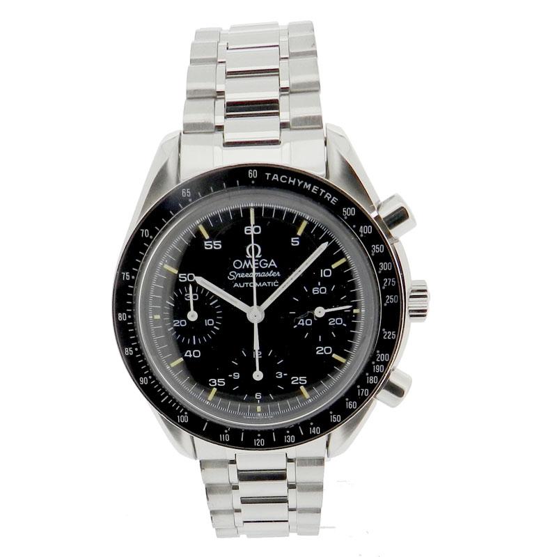 OMEGA Speedmaster 3510-50 SS mens wrist watch
