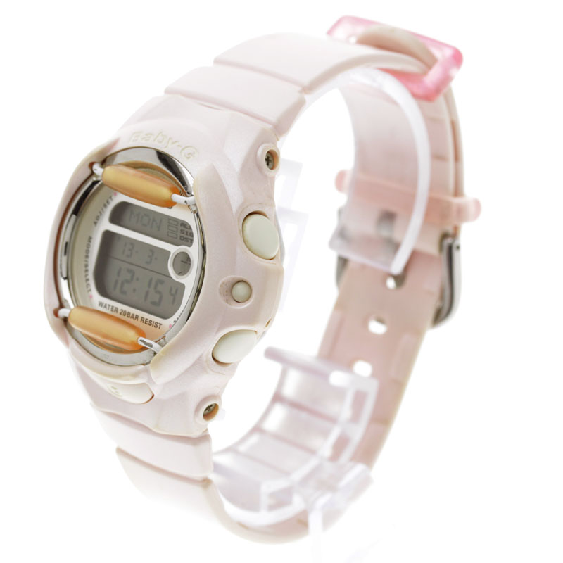 CASIOBaby-G watch resin Lady's