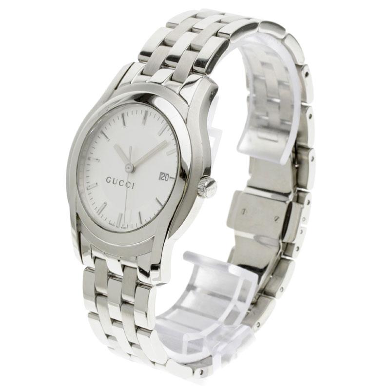 GUCCI5500XL watch SS men