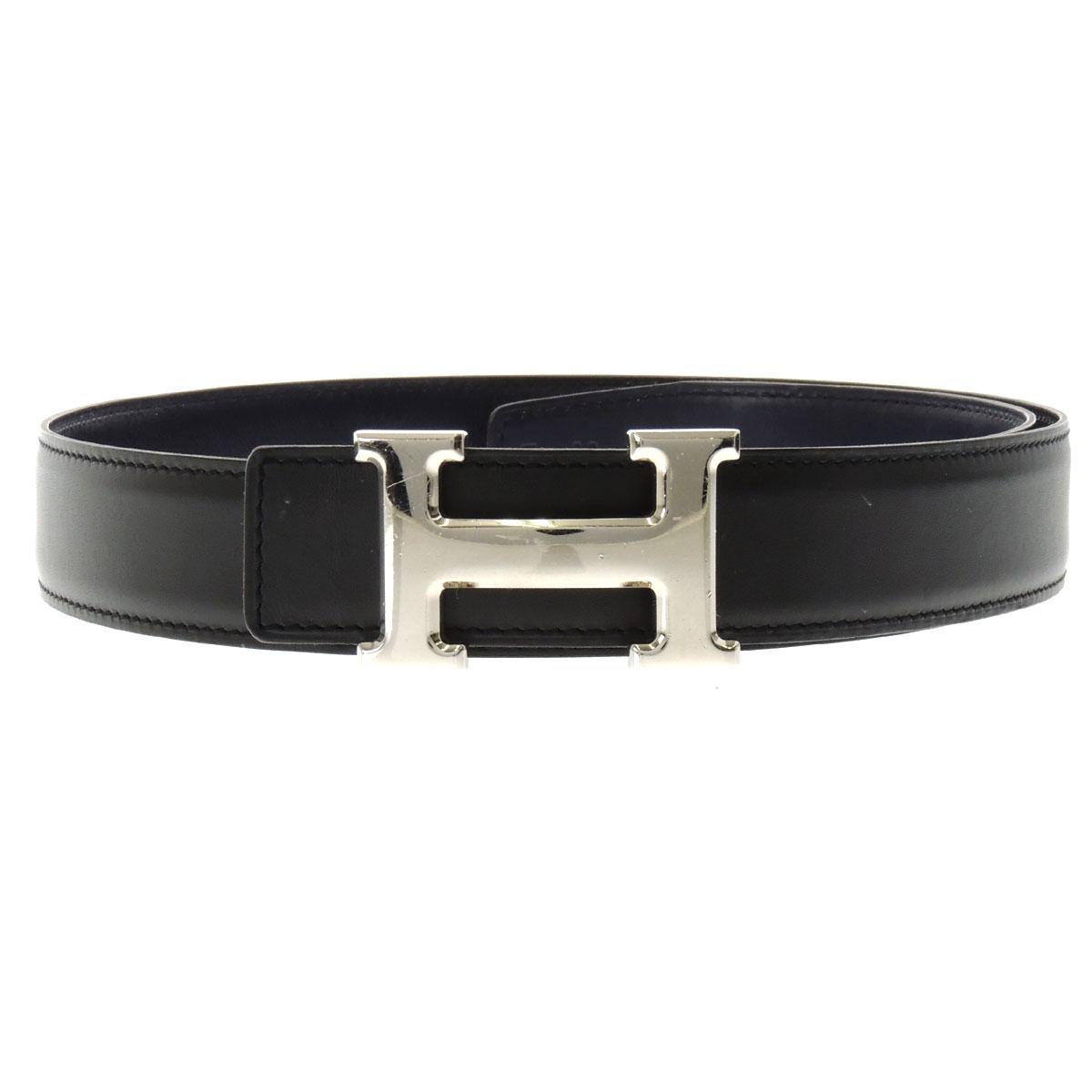 HERMESH belt 80 belt leather unisex