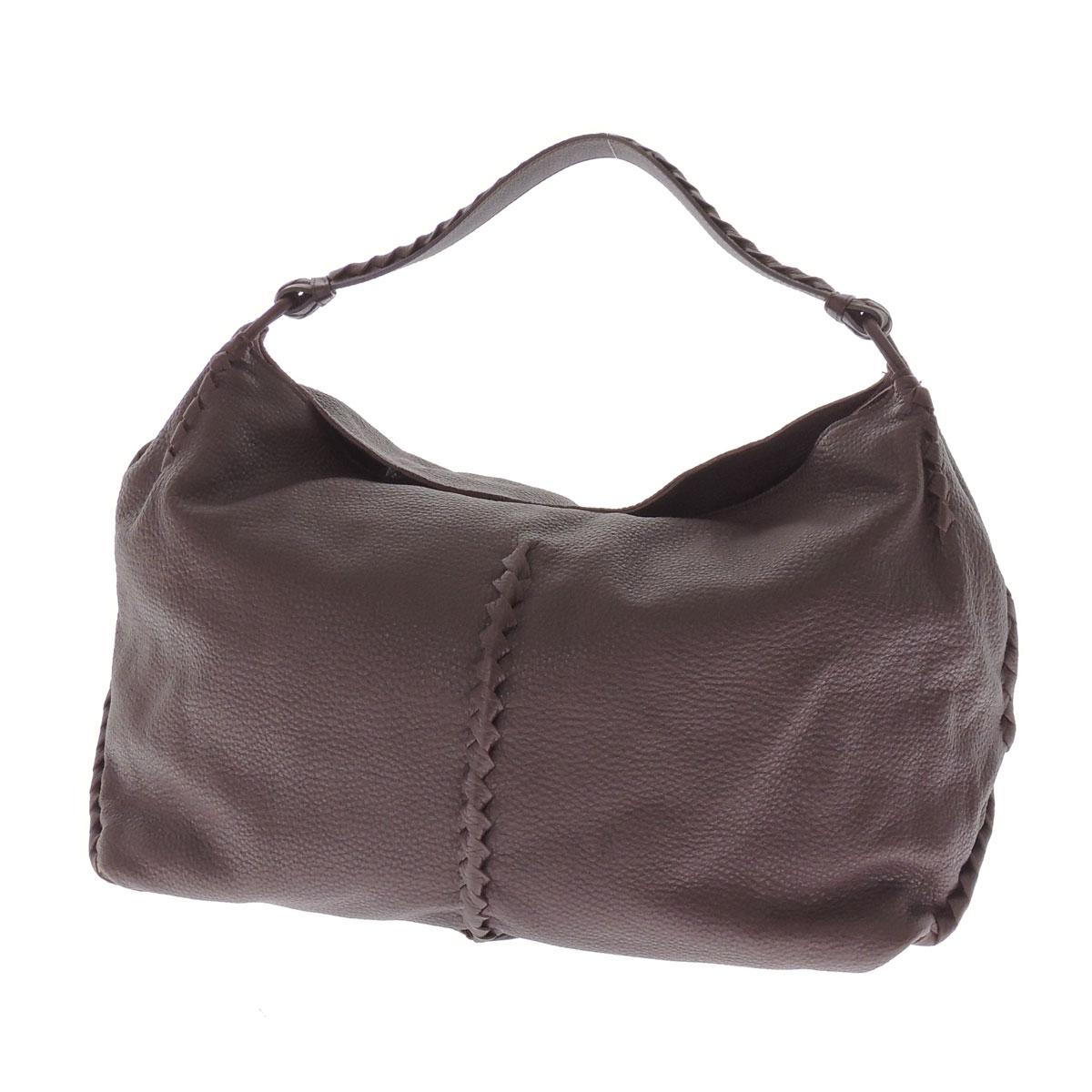 Intrecciato bag Leather Womens fs3gm