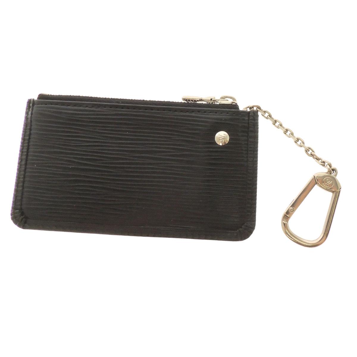 LOUIS VUITTON coin purse holder M63802 key holder empresa unisex