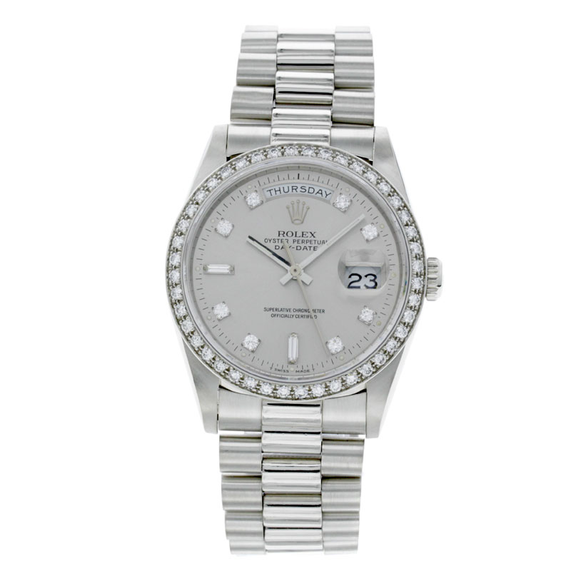 18346A watch PT men's ROLEX day-date Oyster Perpetual