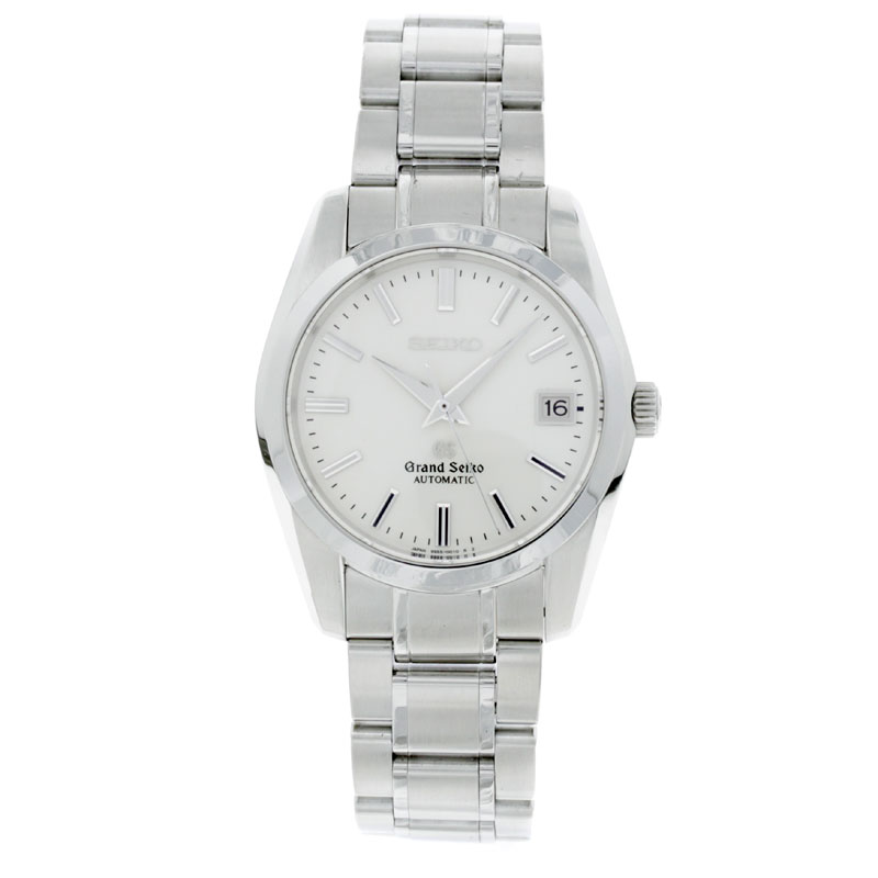 SEIKO Grand Seiko SBGR001 9S55-0010 watch SS men