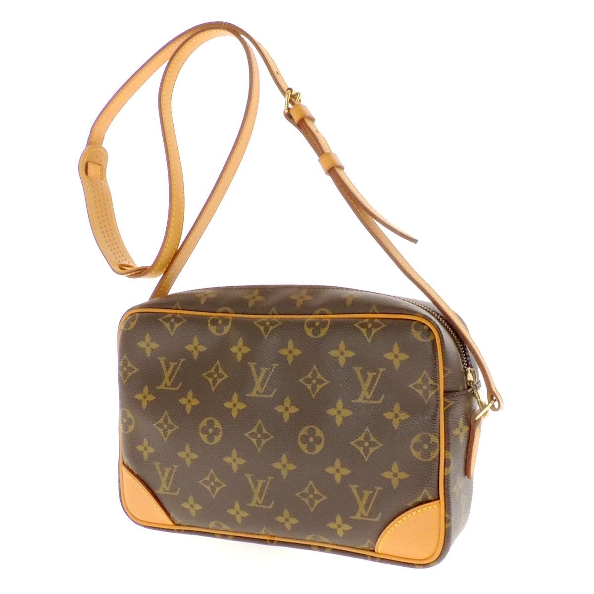 LOUIS VUITTON トロカデロ 27 M51274 shoulder bag monogram canvas Lady's