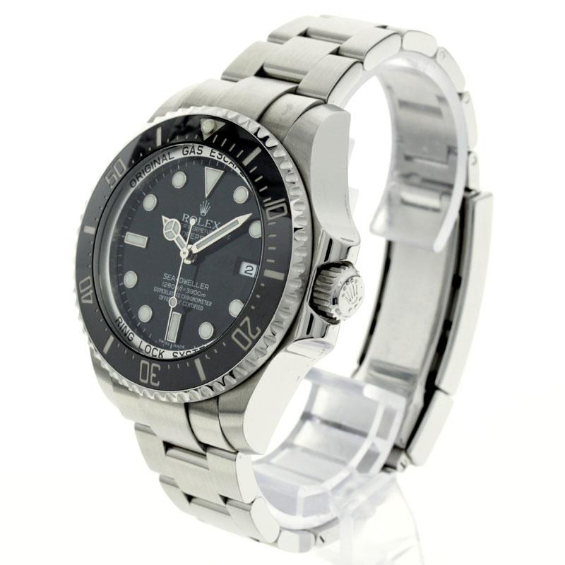 SS men's wristwatch, Ref.116660 deep sea dweller ROLEX