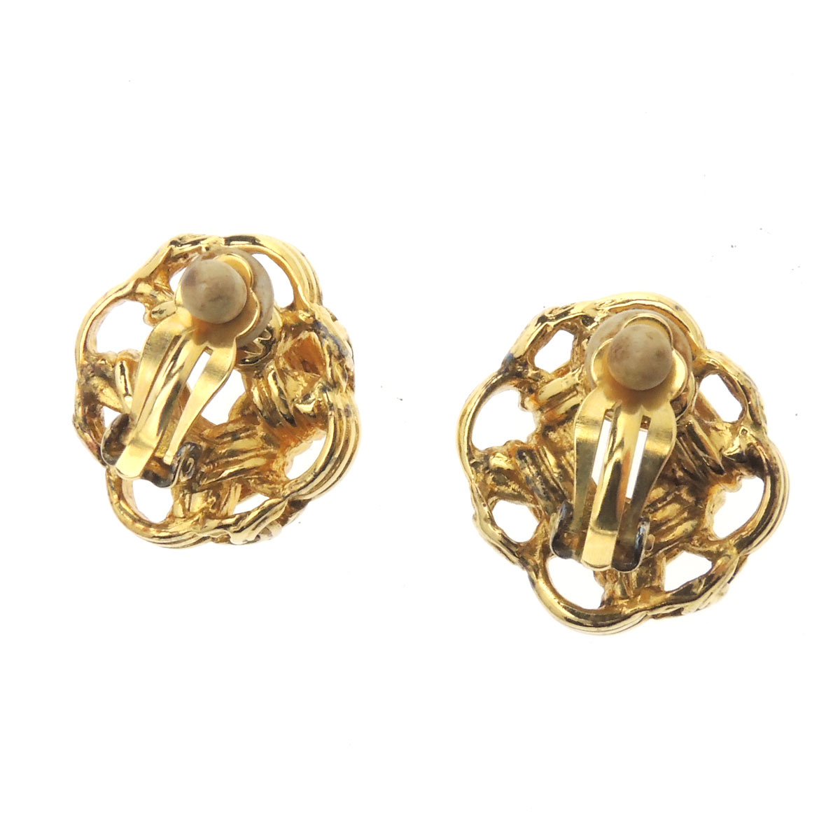 CHANEL earrings women's earrings