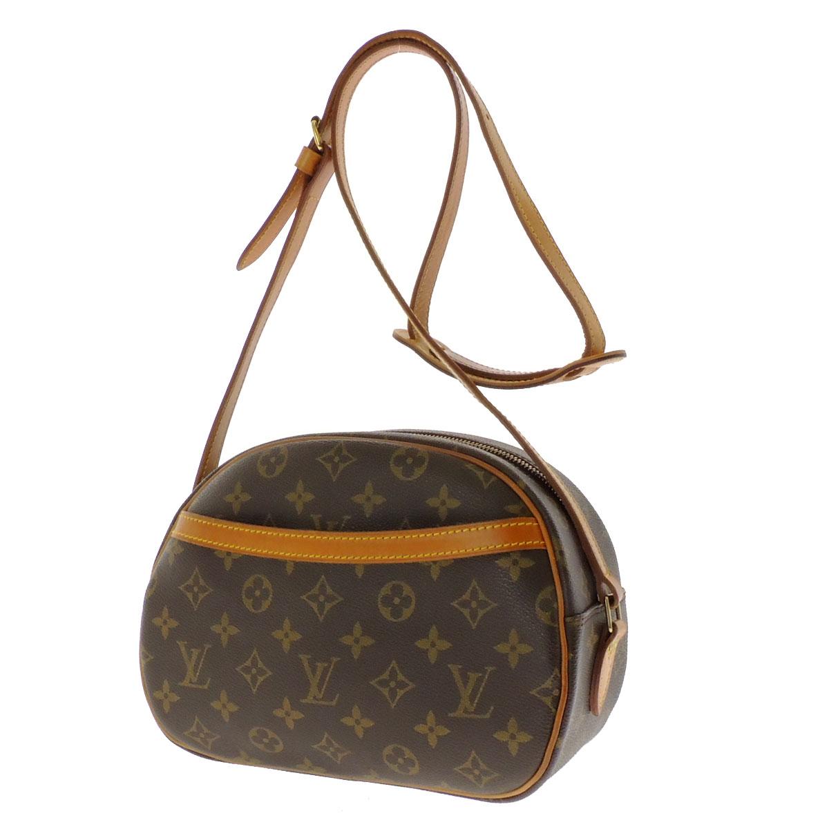 LOUIS VUITTON blower M51221 shoulder bag monogram canvas Lady's