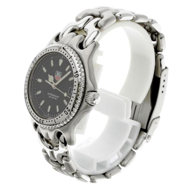 TAG HEUER SEL WG1213-KO watch stainless steel unisex