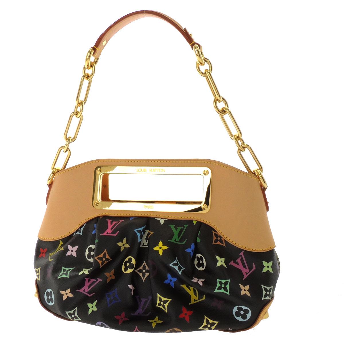 LOUIS VUITTON Judy PM M40258 shoulder bag monogram canvas Lady's fs3gm