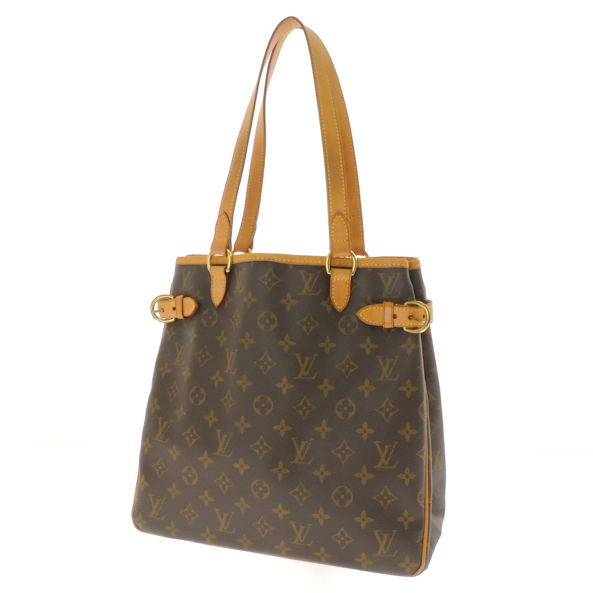 LOUIS VUITTON Batignolles vertical M51153 shoulder bag Monogram Canvas ladies