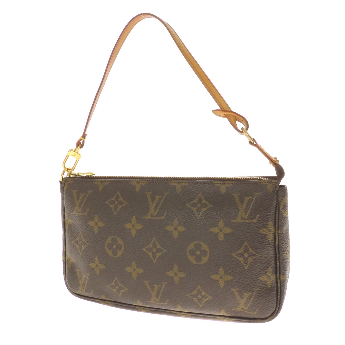 LOUIS VUITTON アクセソワール M51980 old accessories porch monogram canvas Lady's fs3gm