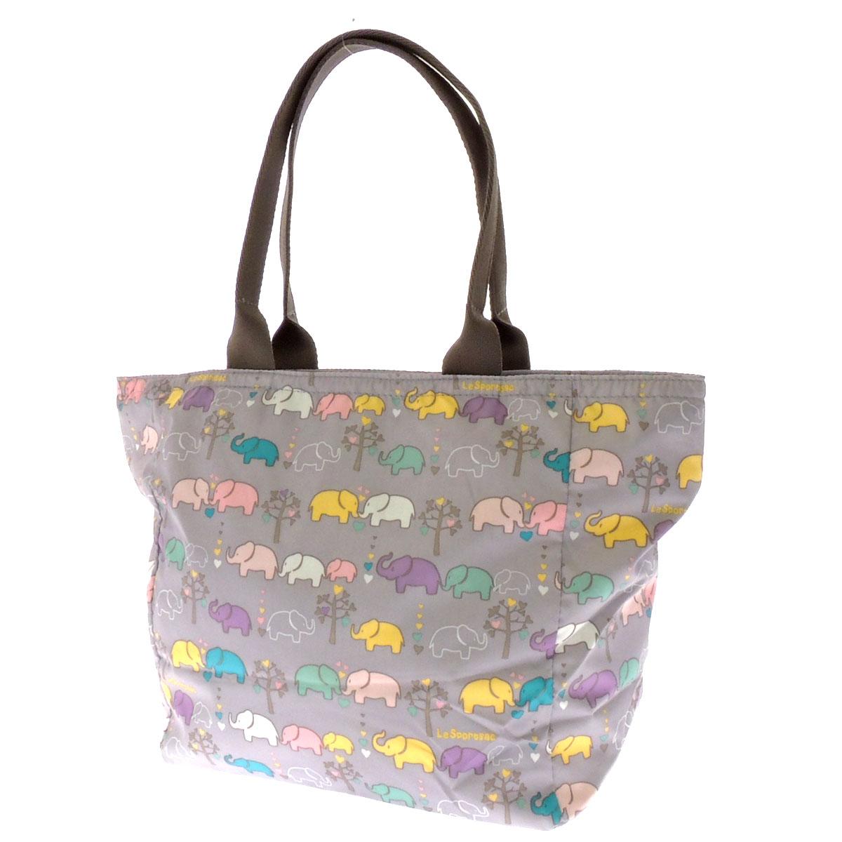 妇女的尼龙材料,LeSportsac zoumochief 手提袋。