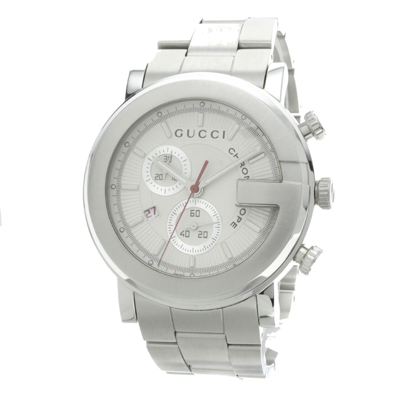 Watch GUCCI YA101M stainless steel mens fs3gm