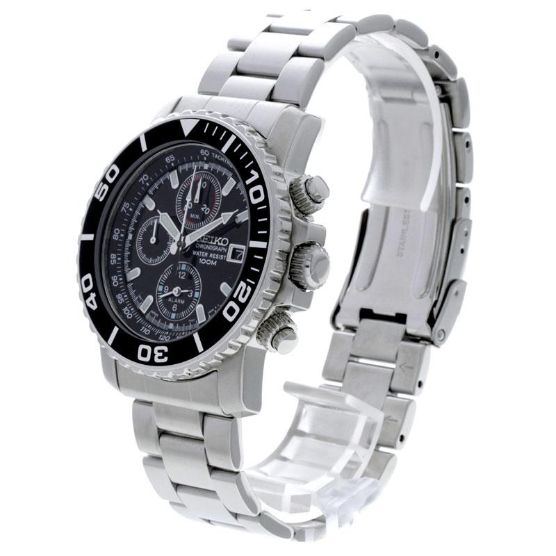 精工 7T62 0CV0 男士手表不锈钢