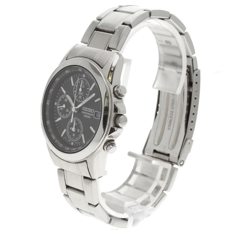 精工 7T92 0CW0 男士手表不锈钢