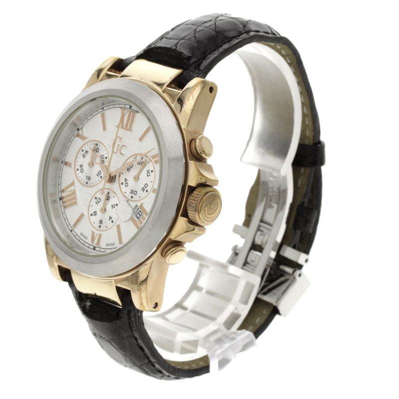 猜 GC41501G 手表不锈钢/皮革男装 upup7