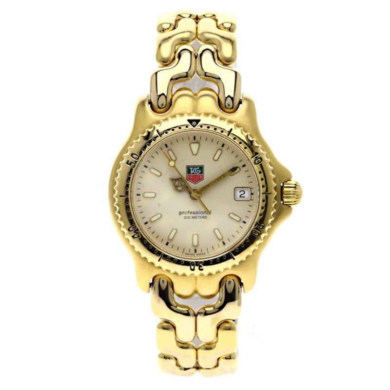 不锈钢男装手表 WG1230 KO 细胞豪雅表
