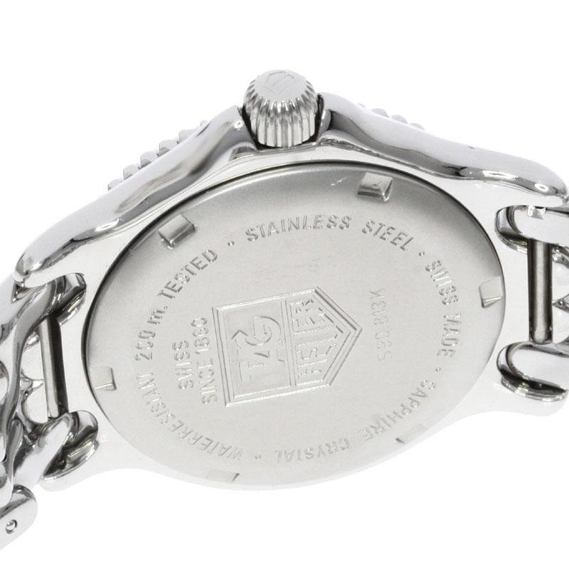 TAG HEUER S90.813K S/el专业人员手表不锈钢女士