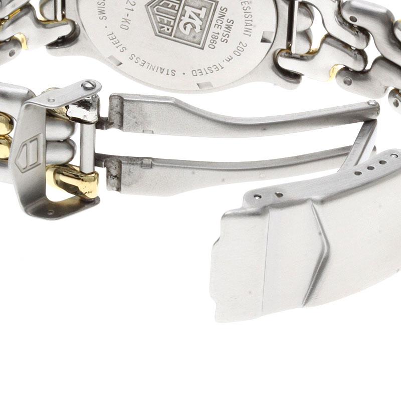 TAG HEUER WG1221-KO手表不锈钢/GP男女两用fs04gm