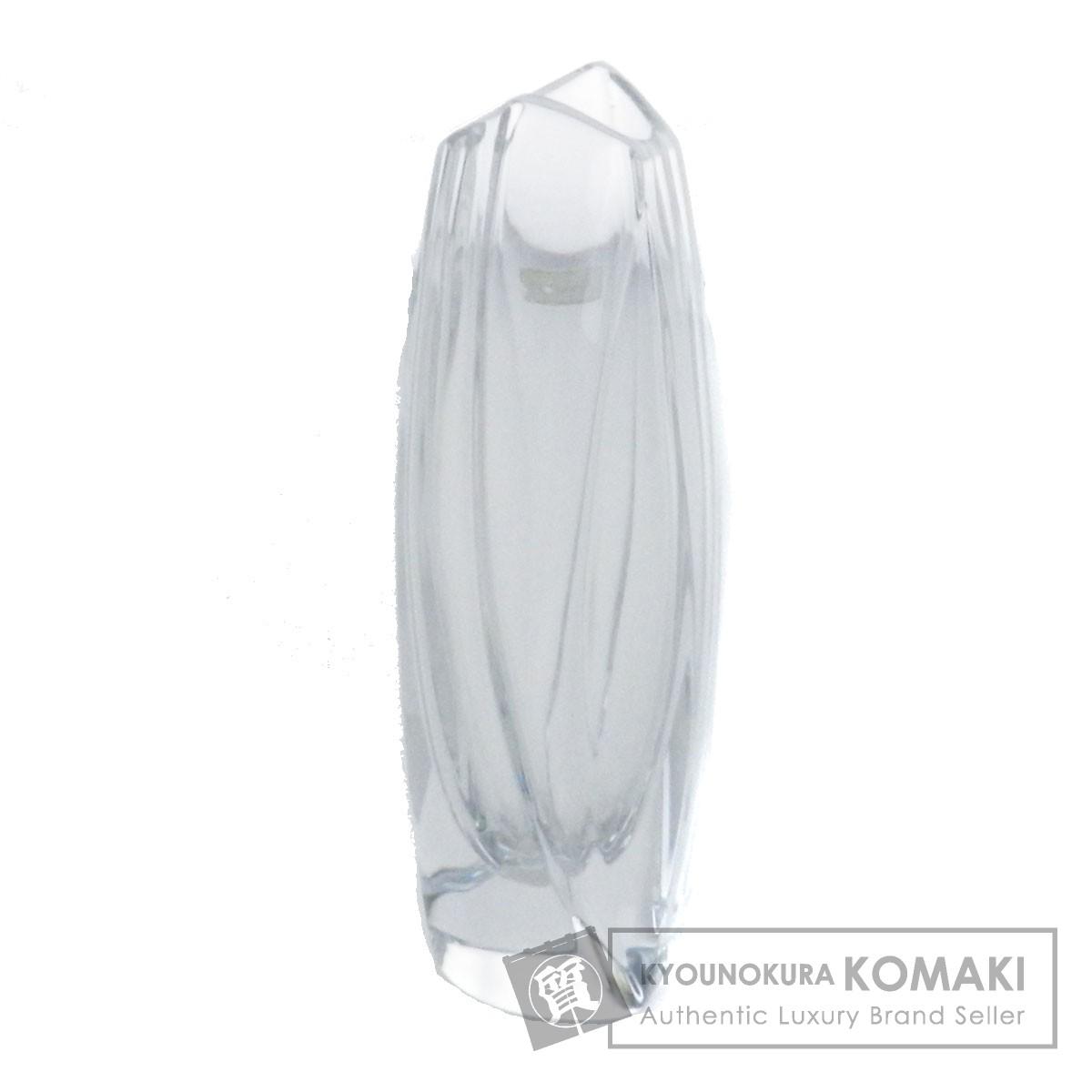 Baccarat ジベルニー 一輪挿し 花瓶 オブジェ クリスタルガラス レディース 【中古】【バカラ】