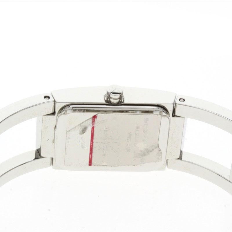 Calvin Klein K4211手表不锈钢女士