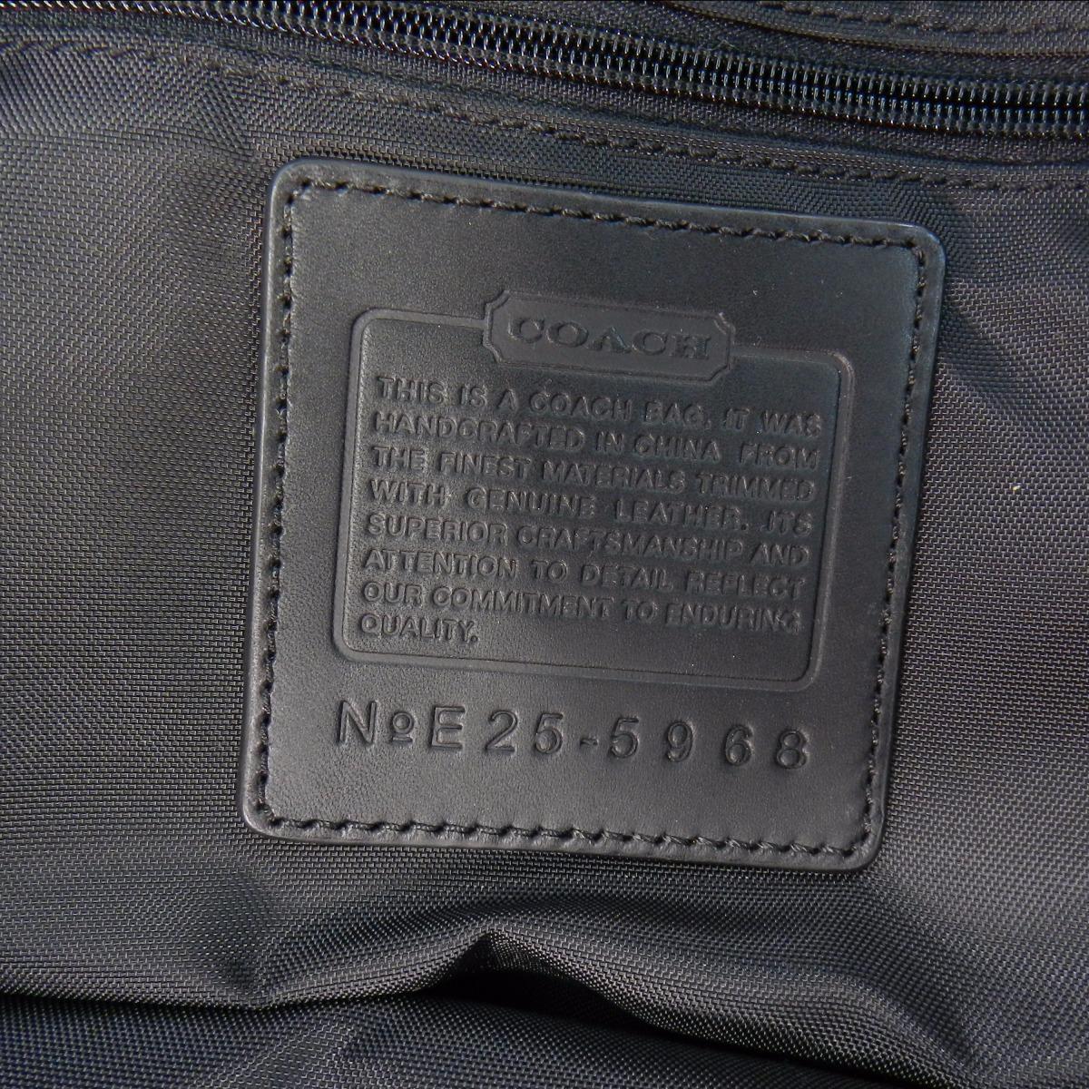 5968 教练手提袋帆布男士