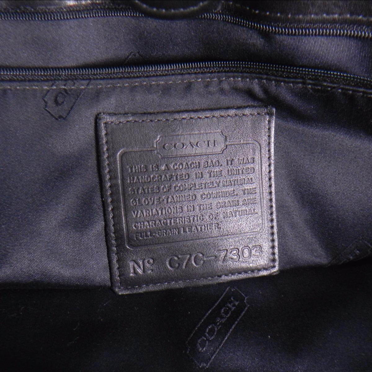 教练 7303 业务手提袋小牛男女皆宜