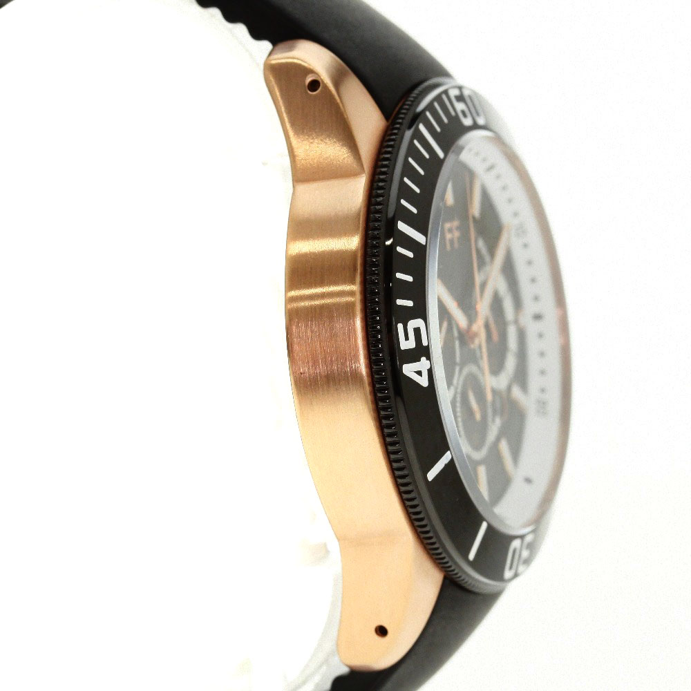 费利 Follie WT8R005ZE 手表 SS / 橡胶女士