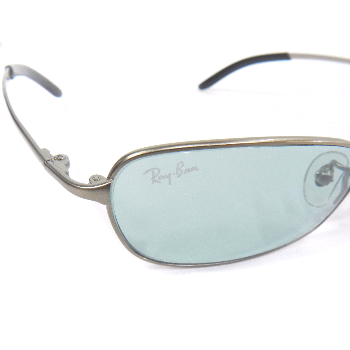 Authentic Ray Ban  RB3210 Sunglasses Metal