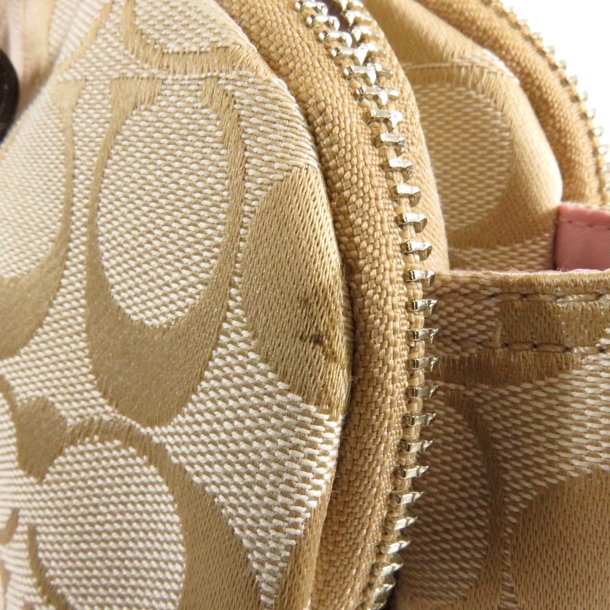 教练签名 F14695 手袋帆布女性