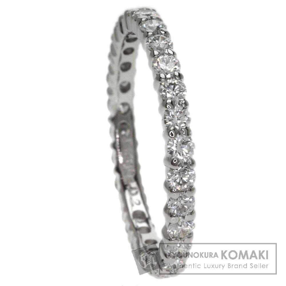 1.02ct ダイヤモンド リング・指輪 プラチナPT900 2.5g レディース 【中古】