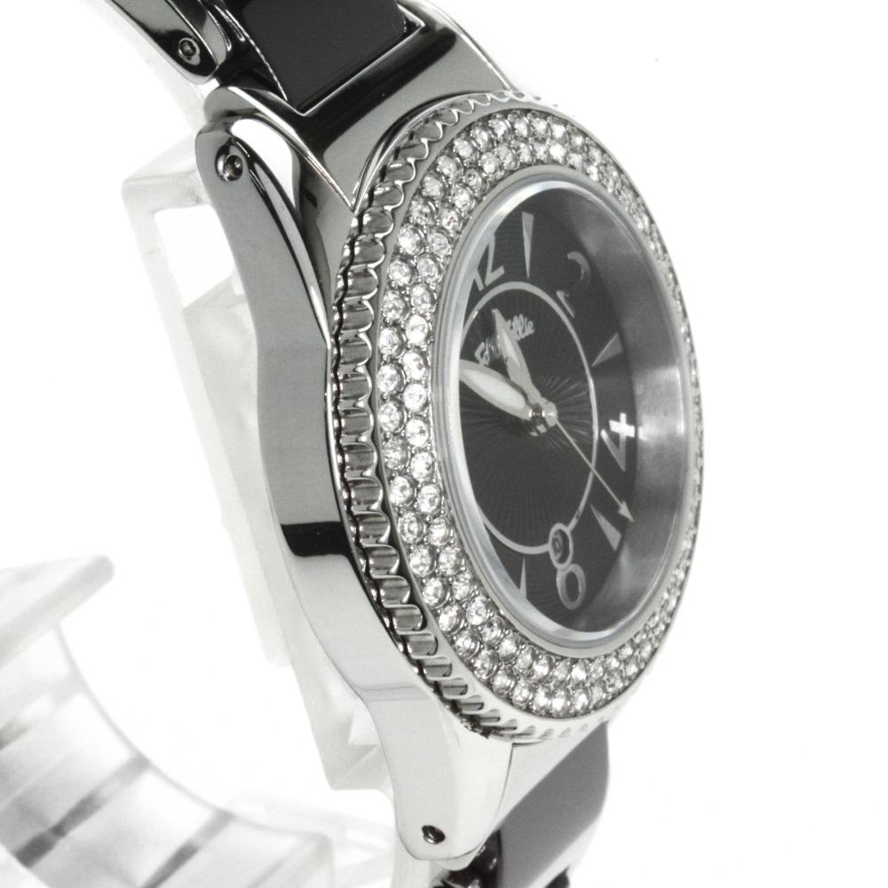费利 Follie WF6A067BD 手表不锈钢和陶瓷妇女