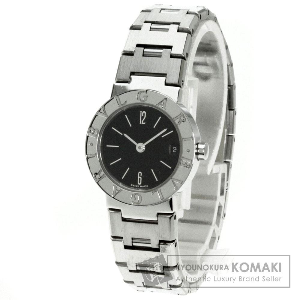 BVLGARI BB23SSD ブルガリブルガリ 腕時計 OH済 ステンレススチール レディース 【中古】【ブルガリ】