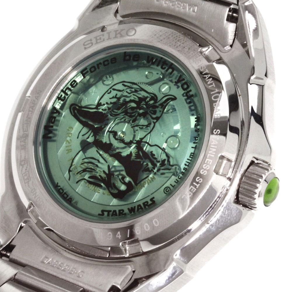 SEIKO sutauozuyodamoderu 6R21-00N0 SDGC013手表不锈钢/SS人