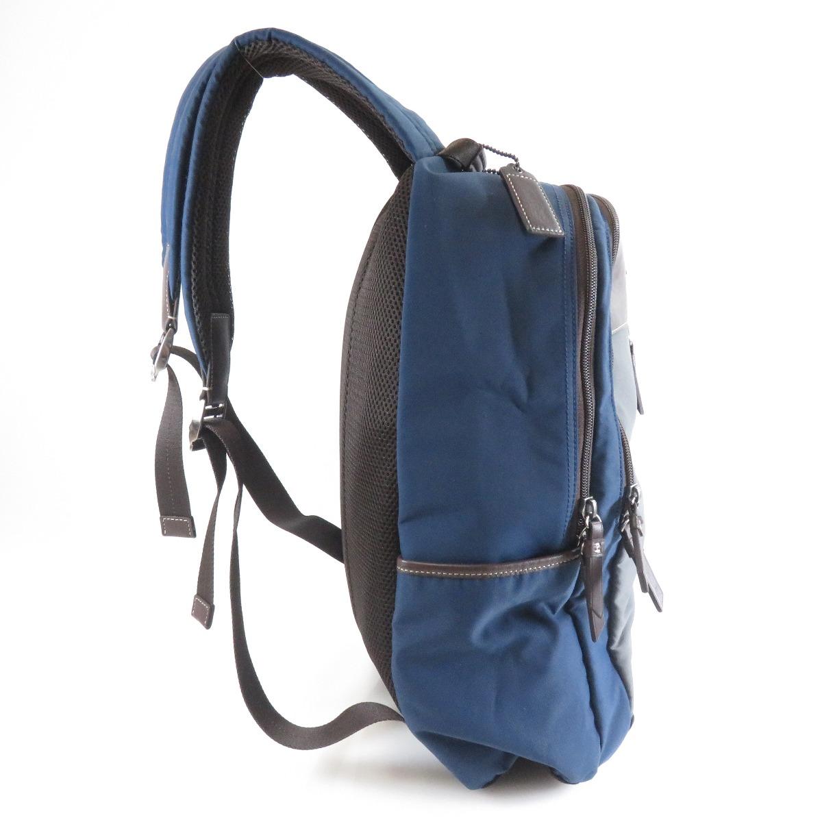 COACH F70835帆布背包·日包帆布人
