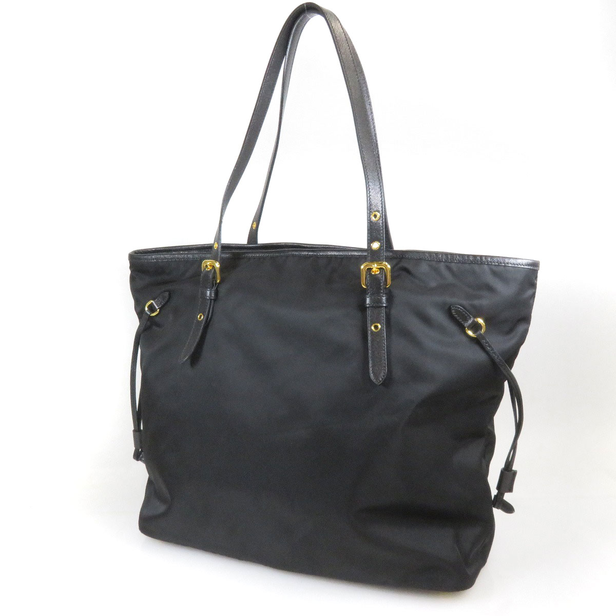 Authentic PRADA  BR4997 tote bag Nylon