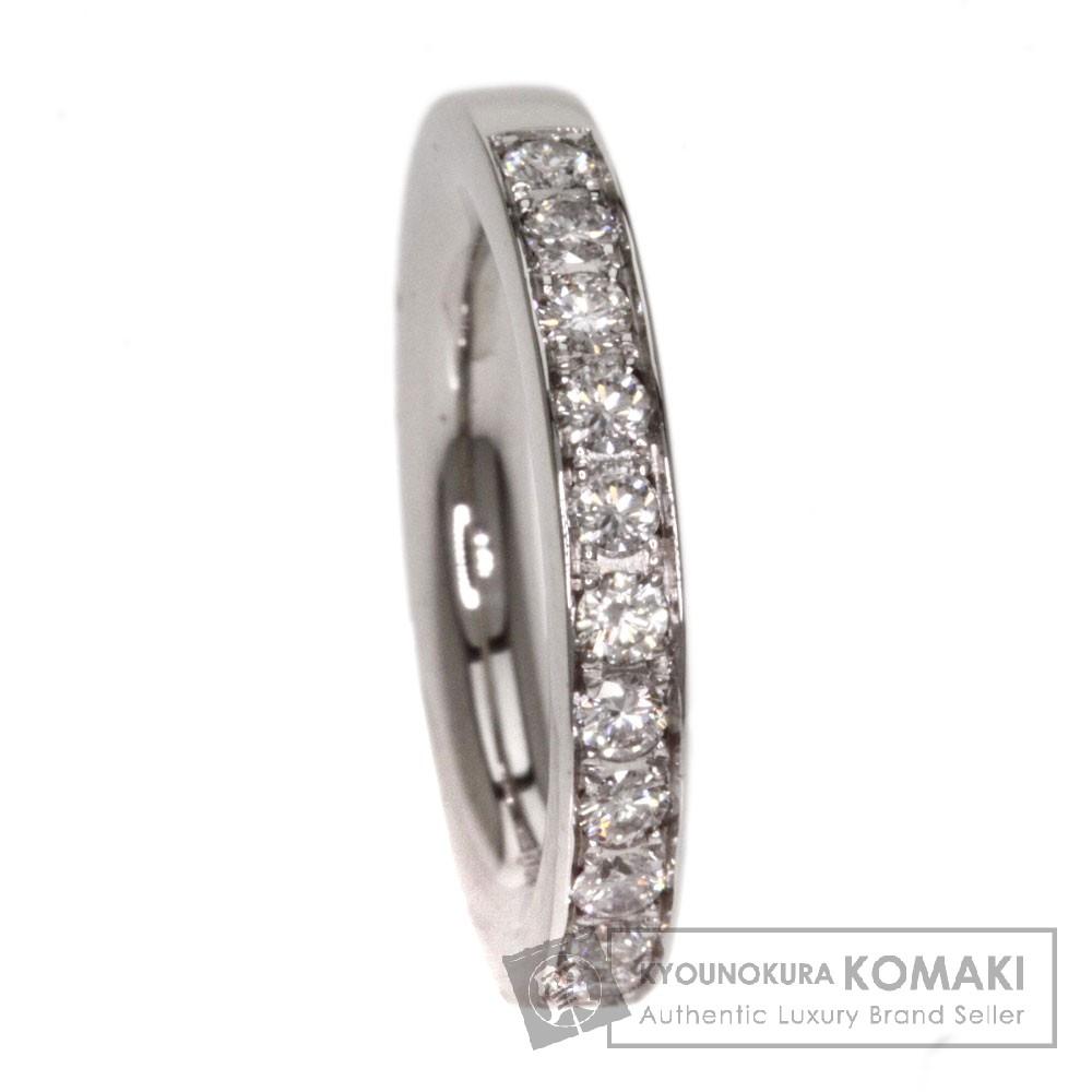 ダイヤモンド ホアキンベラオ ピンキー リング・指輪 K18ホワイトゴールド 4.1g レディース 【中古】