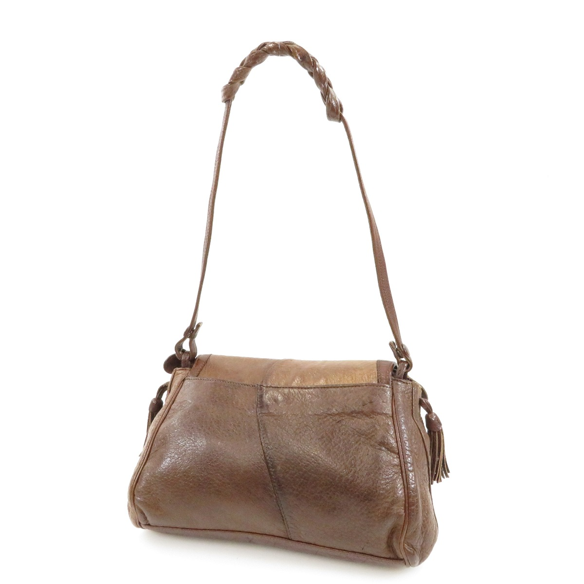 IBIZA czarda shoulder bag Leather Womens