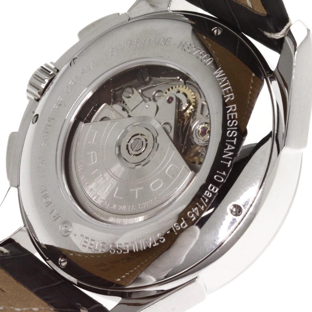 HAMILTONH327560爵士主人公开秘密手表OH济不锈钢/短吻鳄人