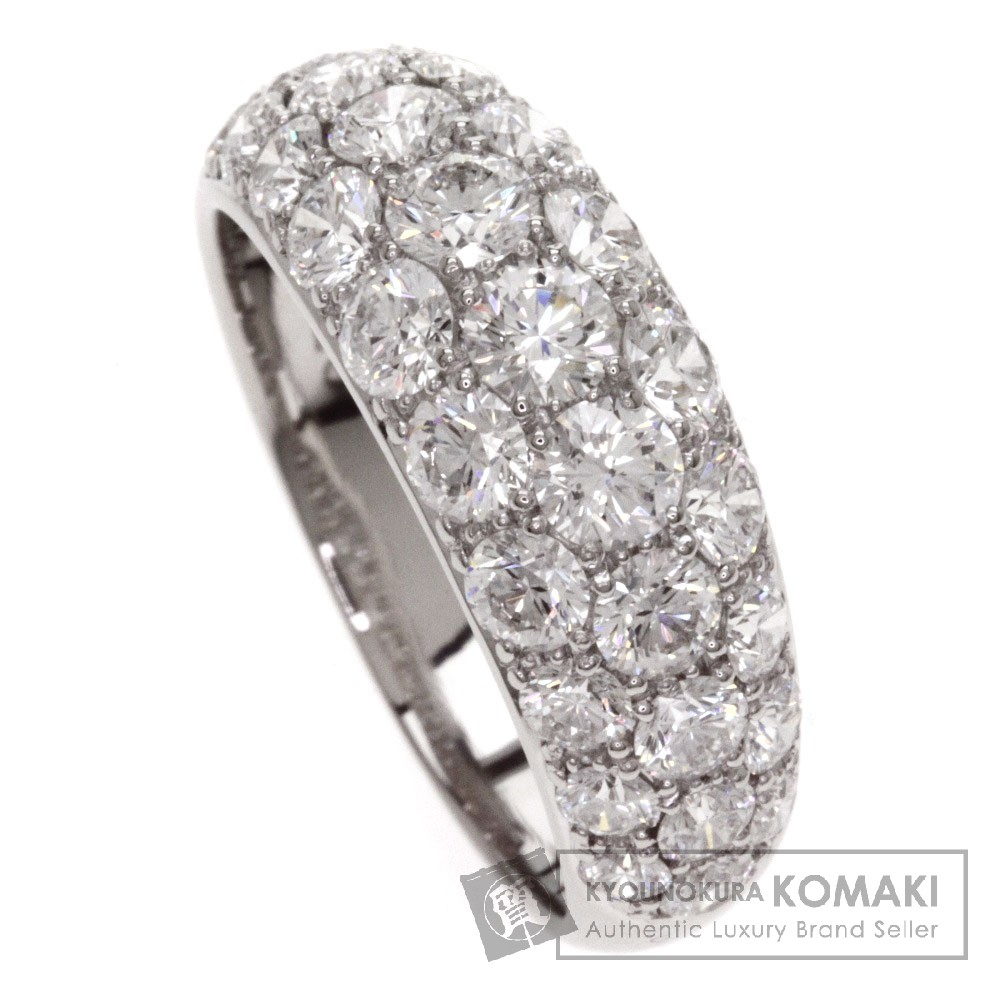 Gimel【ギメル】 ダイヤモンド リング・指輪 プラチナPT950 レディース 【中古】