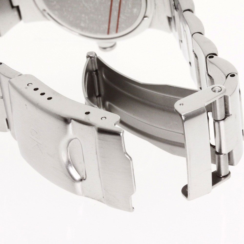 Authentic Calvin Klein 18K121 Watches stainless steel Stainless Steel  mens