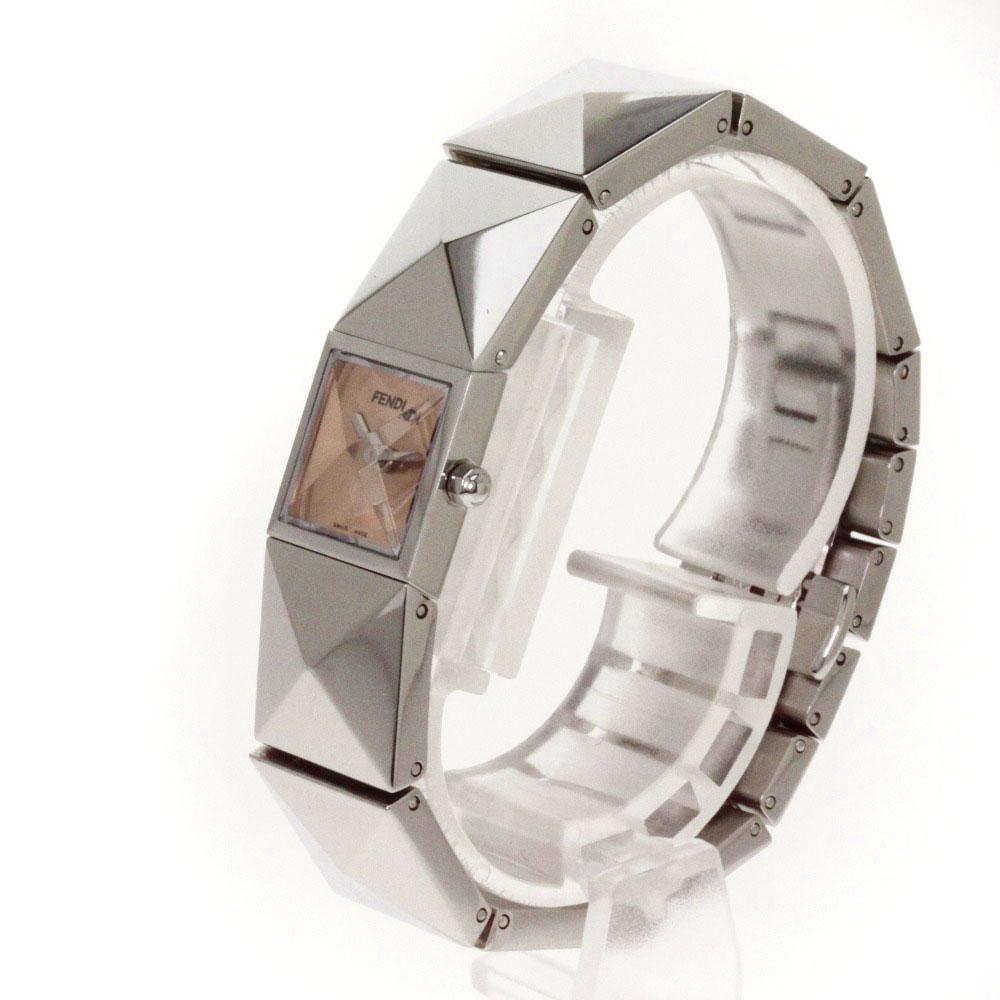 芬迪 4250 L 手表不锈钢 /SS 女士