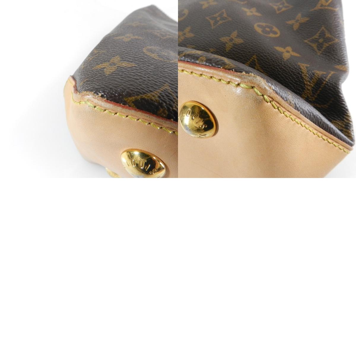 妇女的手提包袋 Monogram 帆布,路易 · 威登威尔希尔毫米 M45644