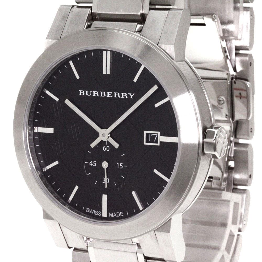 BURBERRY BU-9901手表不锈钢/SS人