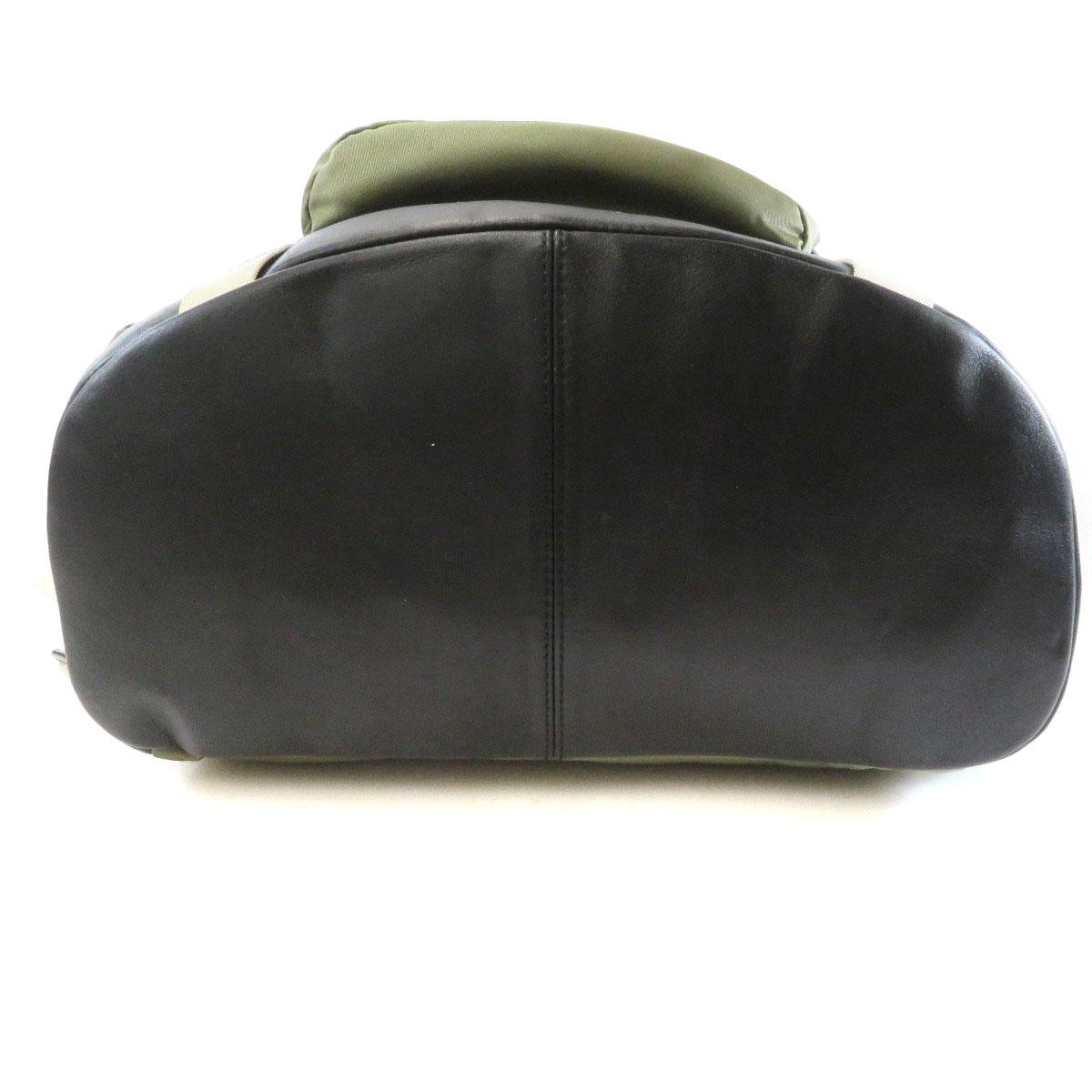 COACH F71884帆布背包·日包尼龙材料/皮革女士