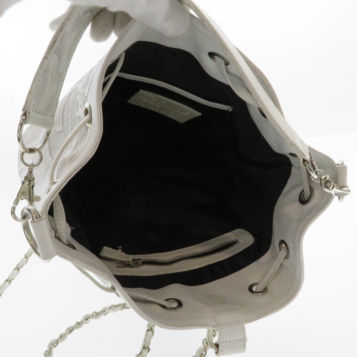 SELECT BAG汽车宾戈部落挎包皮革女士