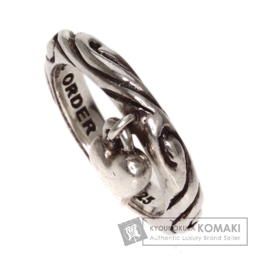 Royal Order ハート リング・指輪 シルバー レディース 【中古】【ロイヤルオーダー】
