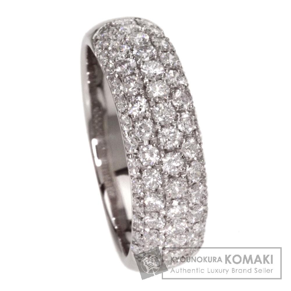 1.65ct ダイヤモンド リング・指輪 プラチナPT900 10.3g ユニセックス 【中古】